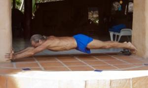 Raw food diet athletes - the legendary Dr. Douglas Graham - 2