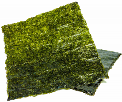 Additional sources of vitamin B12 for vegans (and raw vegans too!) - raw nori