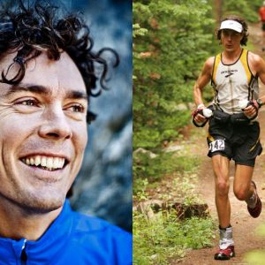 This vegan ultramarathon runner is considered one of the greatest of all time