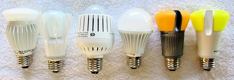 Check yours. Do LED light bulbs contain mercury - LED bulbs