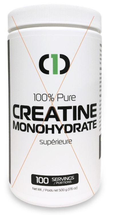 Want to increase your strength with this popular sports supplement. Read this first if you are raw vegan - creatine