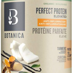 You're missing out by not using this raw vegan protein powder: My Review on Botanica Perfect Protein Elevated Anti-Inflammatory