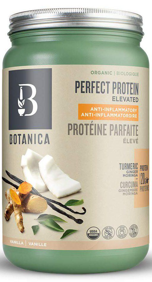 It got it all! My Review on Botanica Perfect Protein Elevated Anti-Inflammatory